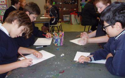 Grade 5/6 Art