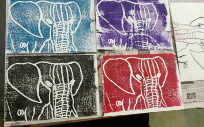 Endangered Prints